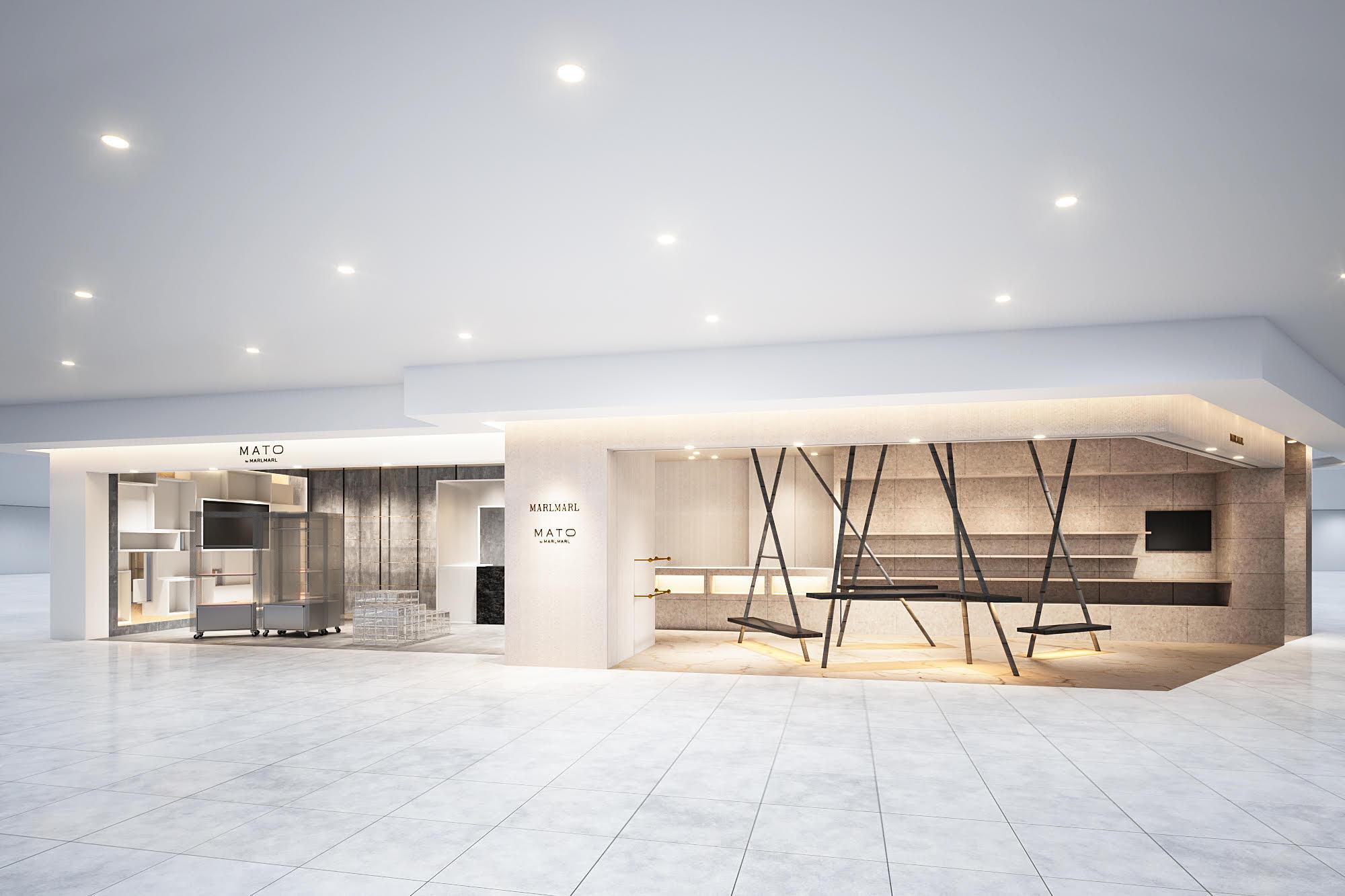 <9/8 wed.>予告!GINZA SIXに新店舗がオープン|出産祝い・ギフトならMARLMARLのスタイ